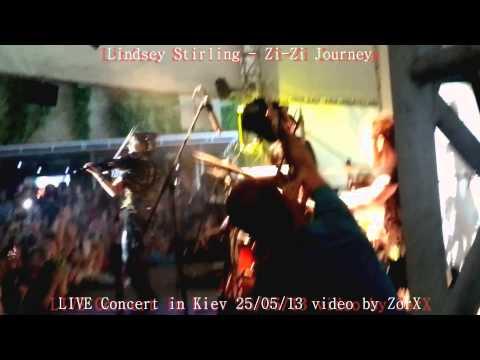 Lindsey Stirling - LIVE! (Zi-Zi's Journey) Kiev