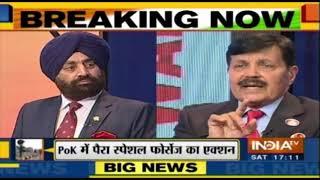 Big Debate On Strategies To Avenge Pulwama Attack | IndiaTV War-room Special