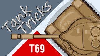 Танковые трюки #16: Стреляющие кусты [Мультик World of Tanks]
