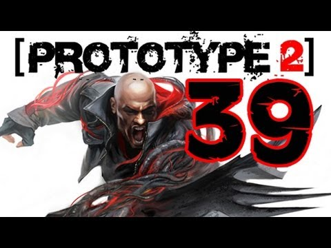 Let's Play - Prototype 2 - #39 Nadine the Brain [GERMAN|Uncut|Blind]