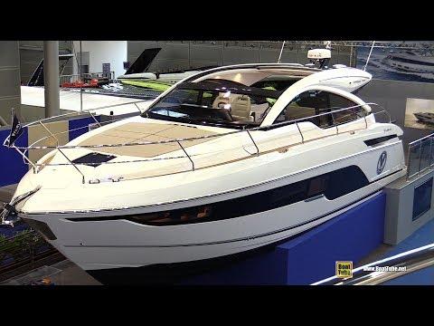 2019 Fairline Targa 43 Luxury Yacht - Deck and Interior Walkaround - 2019 Boot Dusseldorf