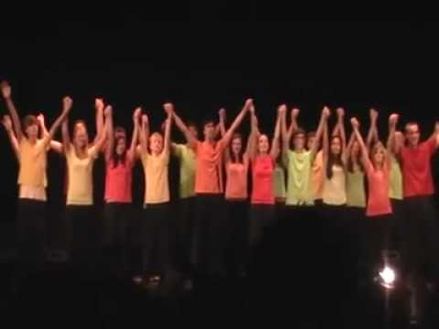 LHS Chamber Choir - Lion King Medley