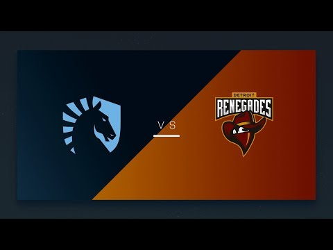 CS:GO - Team Liquid vs. Renegades [Cbble] Map 2 - NA Day 9 - ESL Pro League season 7