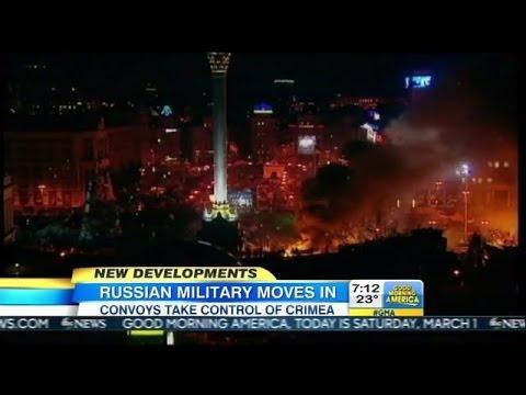 LOL: GMA Claims Obama Gave Putin 'Harsh Warning' Over Ukraine