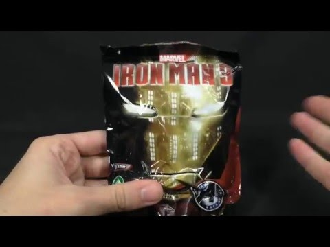 Iron Man 3 Hall Of Armor Blind Bags Opening Preziosi Collection #1 [Ahra Sbusta]