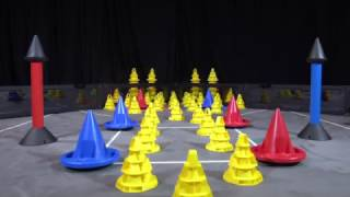 VEX In The Zone - 2017-2018 VEX Robotics Competition Game