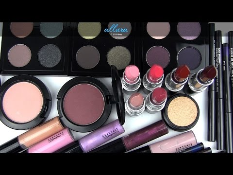 MAC A Novel Romance Collection: GIVEAWAY, Live Swatches, Review