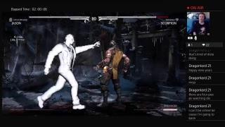 Mortal Kombat XL Live Stream