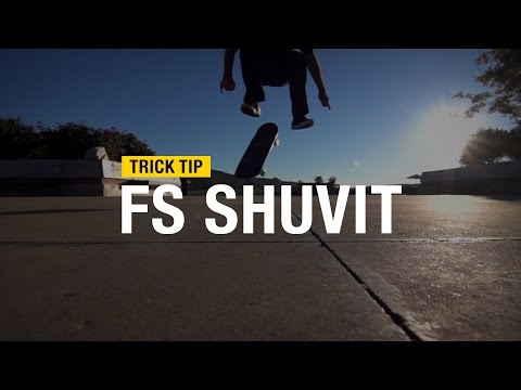 Trick Tip: How to Frontside Shuvit with Andrew Cannon