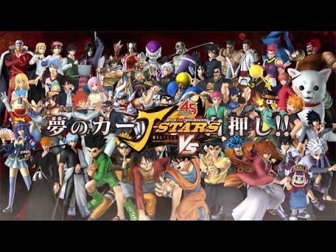 JStars Victory VS + All Character Intros thumbnail