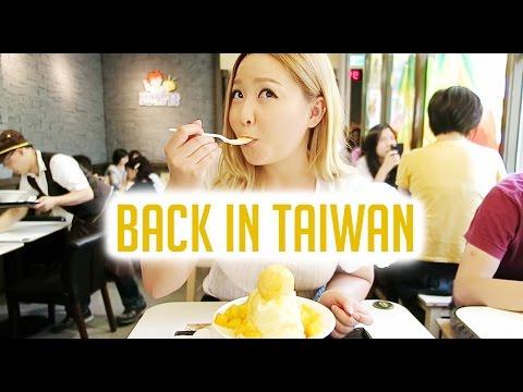 TAIWAN TRAVEL VLOG: Back in Taipei !
