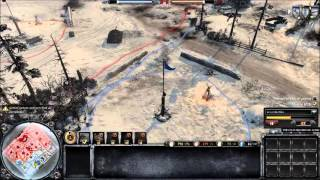 COMPANY OF HEROES 2 - online battle #2