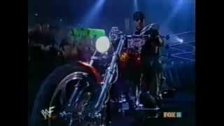 The Undertaker Biker Entrance - Various Bikes - Rollin Rollin 9