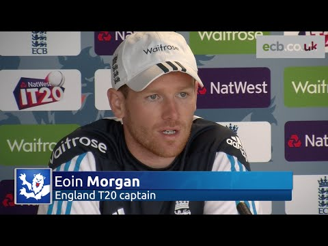 Eoin Morgan pleased with 'confidence boost' ahead of T20
