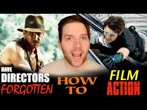 Have Directors Forgotten how to Film Action?