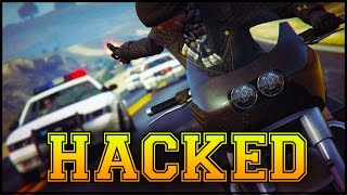 GTA 5 - WARNING TO ALL PLAYERS! (GTA 5 Online Hacked & NEW Cheater System)