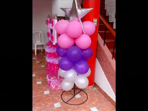Decoración Barbie la princesa y La Estrella del Pop - Recreolandia ( Lima- Perú)