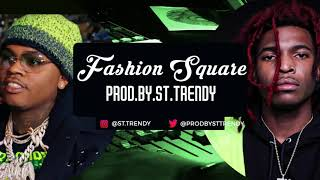 "YSL Gunna , Lil Keed Type Beat ""Fashion Square"" (Prod. St.Trendy) 2019"