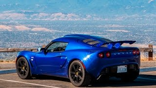Lotus Exige S 240 Review - The Street Legal Go-Kart!