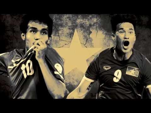 Teerasil Dangda vs.Lê Công Vinh  ธีรศิป์ แดงดา ปะทะ เลคอง วินฮ์  Goal