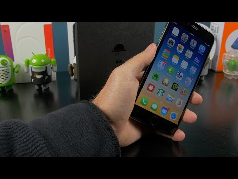 The Best iPhone 6 and 6 Plus Screen Protector... So far! (MIME Ghost Glass Color)