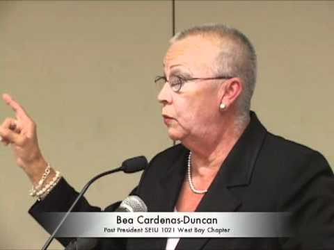 Bea Cardenas-Duncan On The Attack On SF City Retirees
