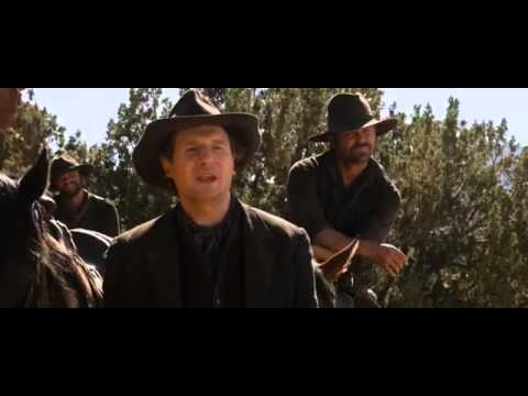 Million ways to die in the west:Clinch first scene