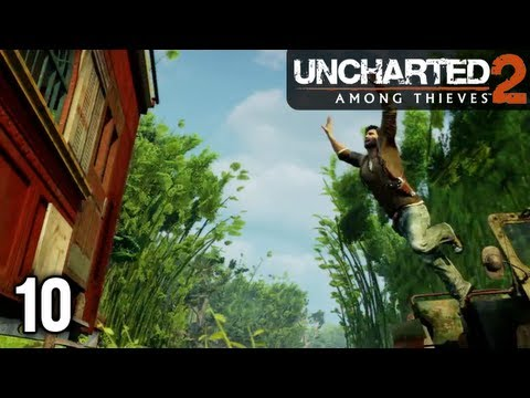 Stephen Plays: Uncharted 2 #10