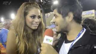 Carnaval Plus TV 2015 || Lexa no Camarote Rio