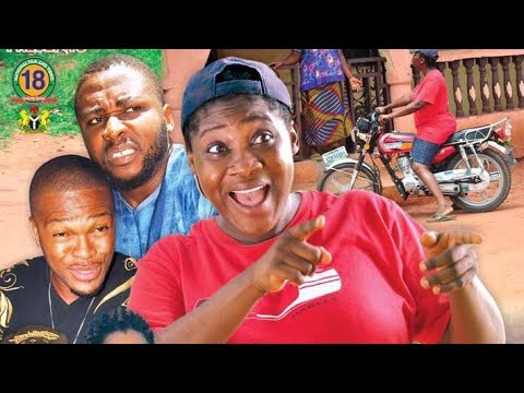 The City Hustler Season 4 - Nigerian Nollywood Movie