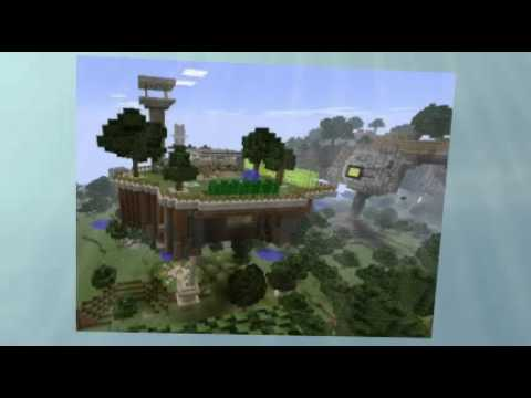 Massively Minecraft: Check out what we made! (May - October 2011)