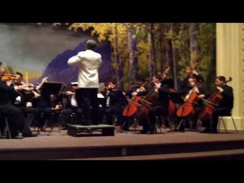 Overture from La Traviata (Giuseppe Verdi) by UND Chamber Orchestra, directed by Alejandro Drago