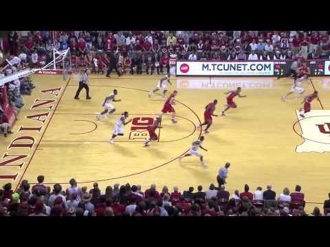 Southern Indiana at No. 24 Indiana Game Highlights