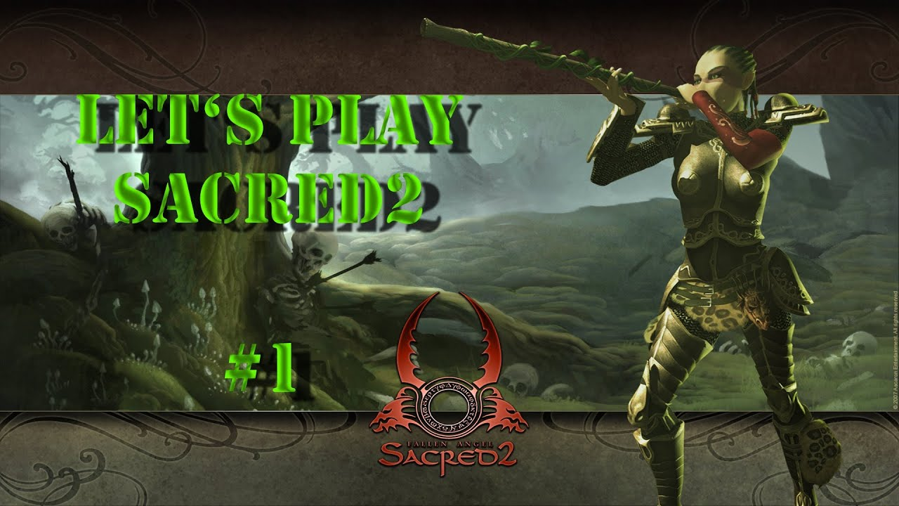 sacred 2 how to play