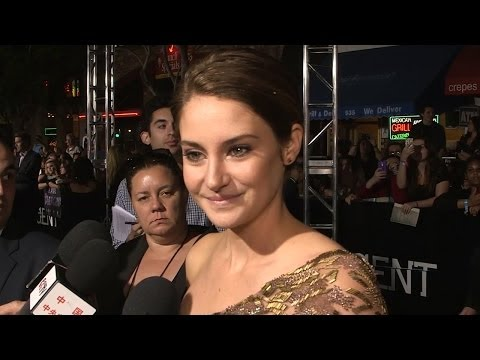 Divergent Cast Reveals Tattoos