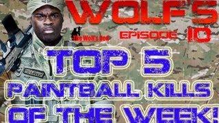 TOP 5 Kills with 10 Man Destruction!!!!
