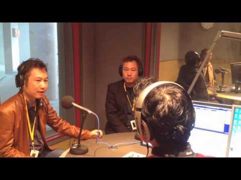 Triangle Music Team leaders-ABC interview Australia Broadcasting Co