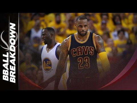 How LeBron James' Defense In The Finals Has Hurt The Cavs