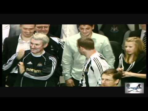Alan Shearer's Testimonial Highlights - Newcastle United V Glasgow Celtic, 11 May 2006 (In HD)