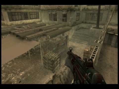 Call Of Duty 4 Mp5 Montage video