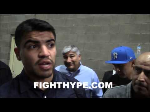 VICTOR ORTIZ RIPS CANELO AlVAREZ SAYS HE HAS UNFINISHED BUSINESS WITH FLOYD MAYWEATHER