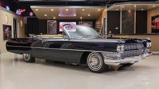 1964 Cadillac Deville Convertible For Sale