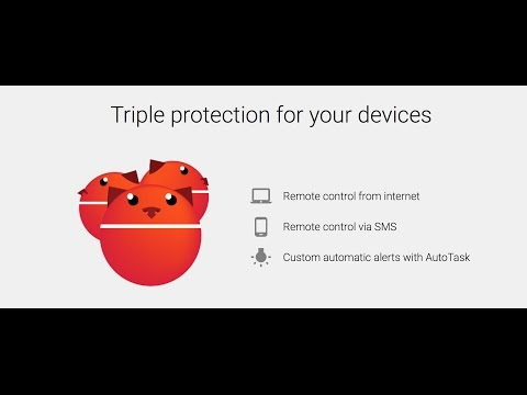 Cerberus Anti theft App| How To use This App|2017