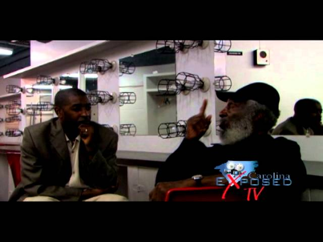 Dick Gregory speak about the Abolitionist Movement