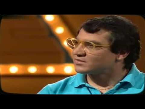 Dieter Thomas Heck im Gespräch mit Felix Magath 1986