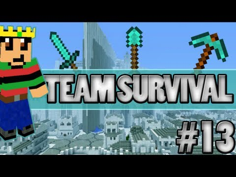 Minecraft - Team Survival #13 De Goblin KONING!
