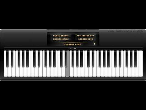 Daastan-e-om Shanti Om On Virtual Piano video