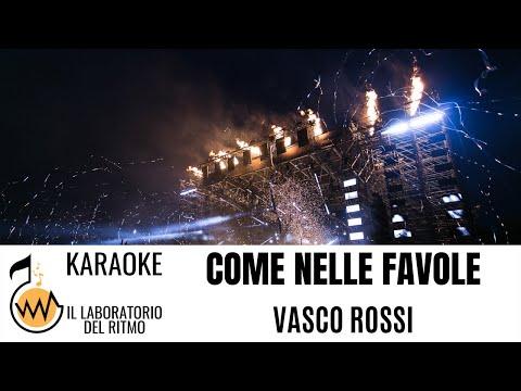 Come nelle favole - Vasco Rossi - Karaoke - Il Laboratorio del Ritmo