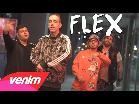 VENIM x HIMY x TRILL - FLEX (Official Music Video)
