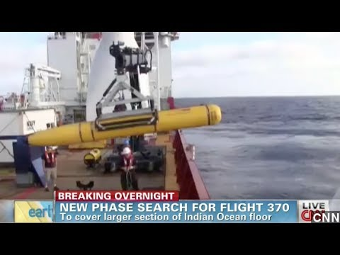 Private Contractors' Search For MH370 Could Cost $60M